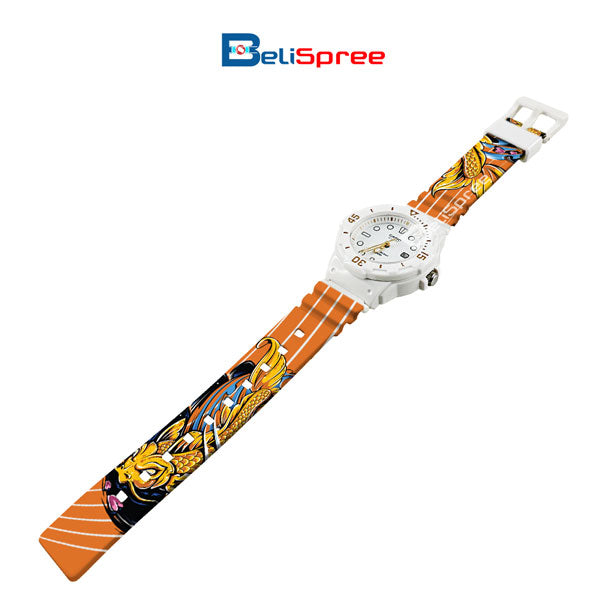 Casio LRW-200H Sakana Custom Design Japan Edition Resin Watch
