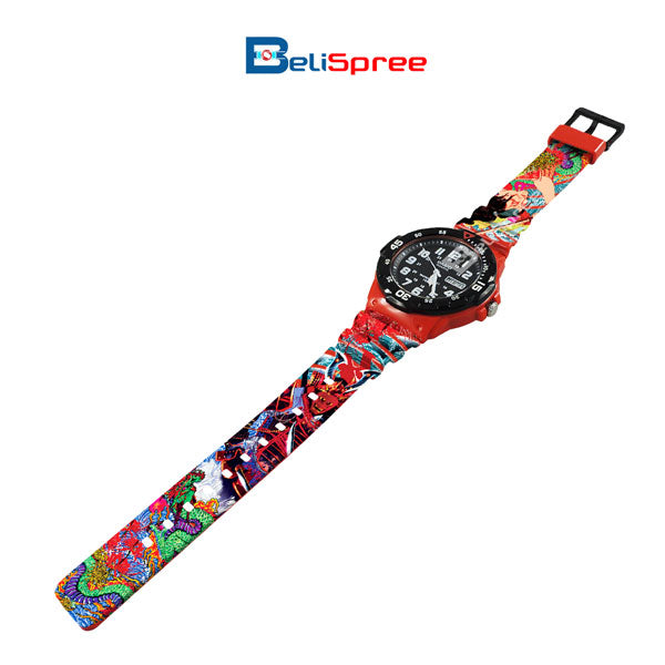 Casio MRW-200H Samurai II Custom Design Japan Edition Resin Watch