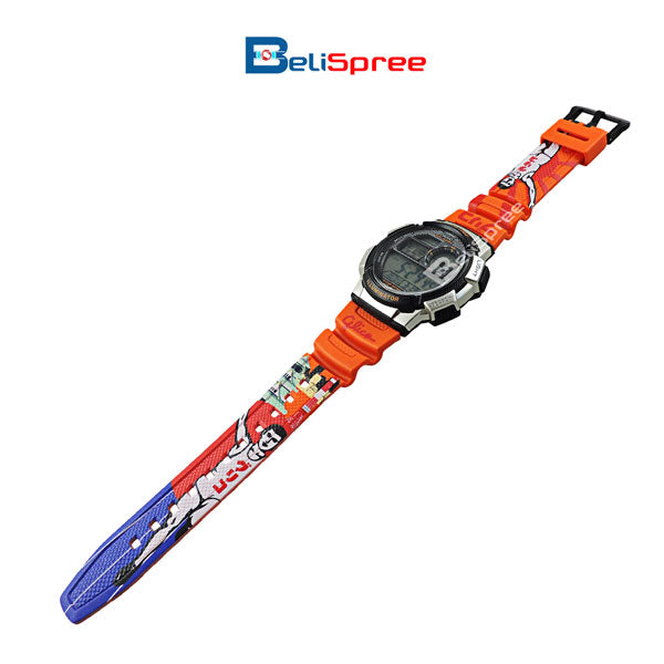 Casio AE-1000W Glico Man Custom Design Japan Edition Resin Watch