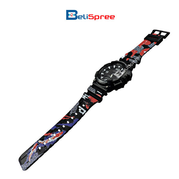 Casio AQ-S810W Koi Custom Design Japan Edition Resin Watch