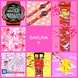 Casio AE-1000W Sakura 2 Custom Design Japan Edition Resin Watch
