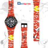 Casio MRW-200H Sakura 2 Custom Design Japan Edition Resin Watch
