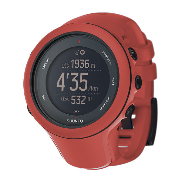 Suunto Ambit3 Sport Coral (HR) Watch