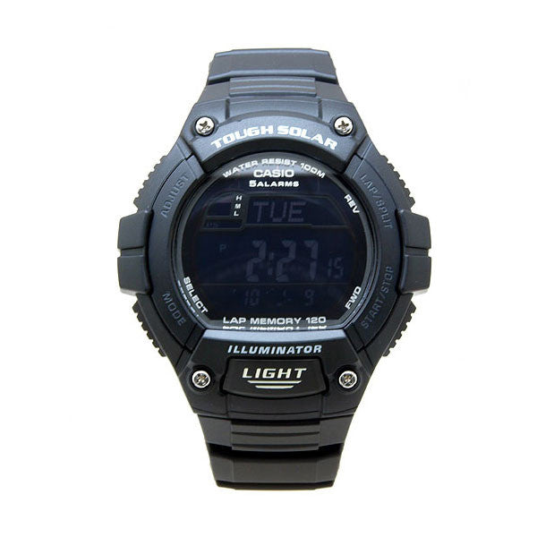 Casio W-S220-1BV Resin Watch