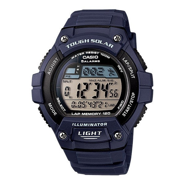 Casio W-S220-2AV Resin Watch