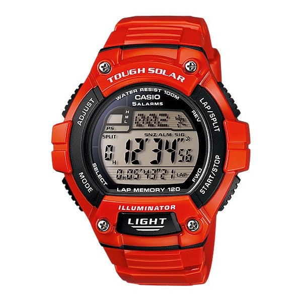 Casio W-S220C-4AV Resin Watch
