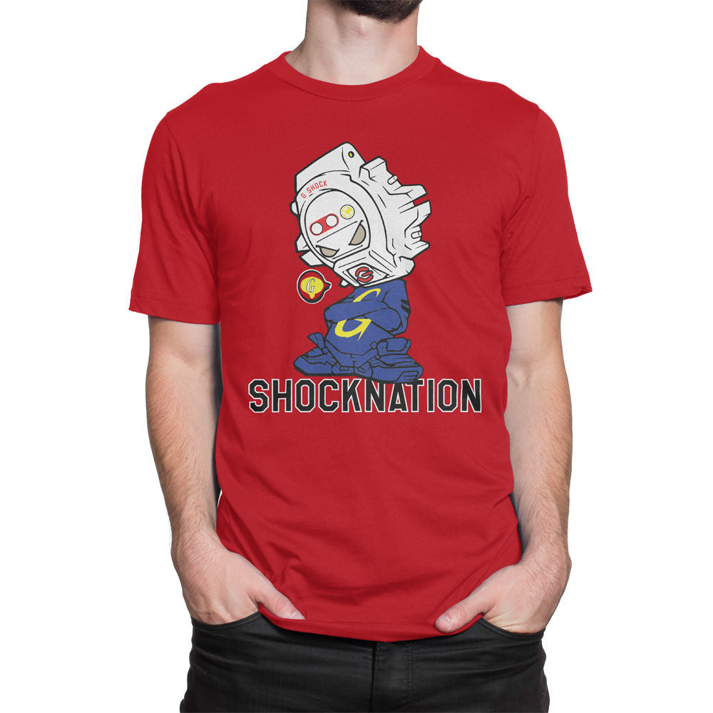 G-Shock Shocknation MT-7 Men's T-Shirt