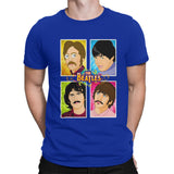 The Beatles Design H Men's T-Shirt