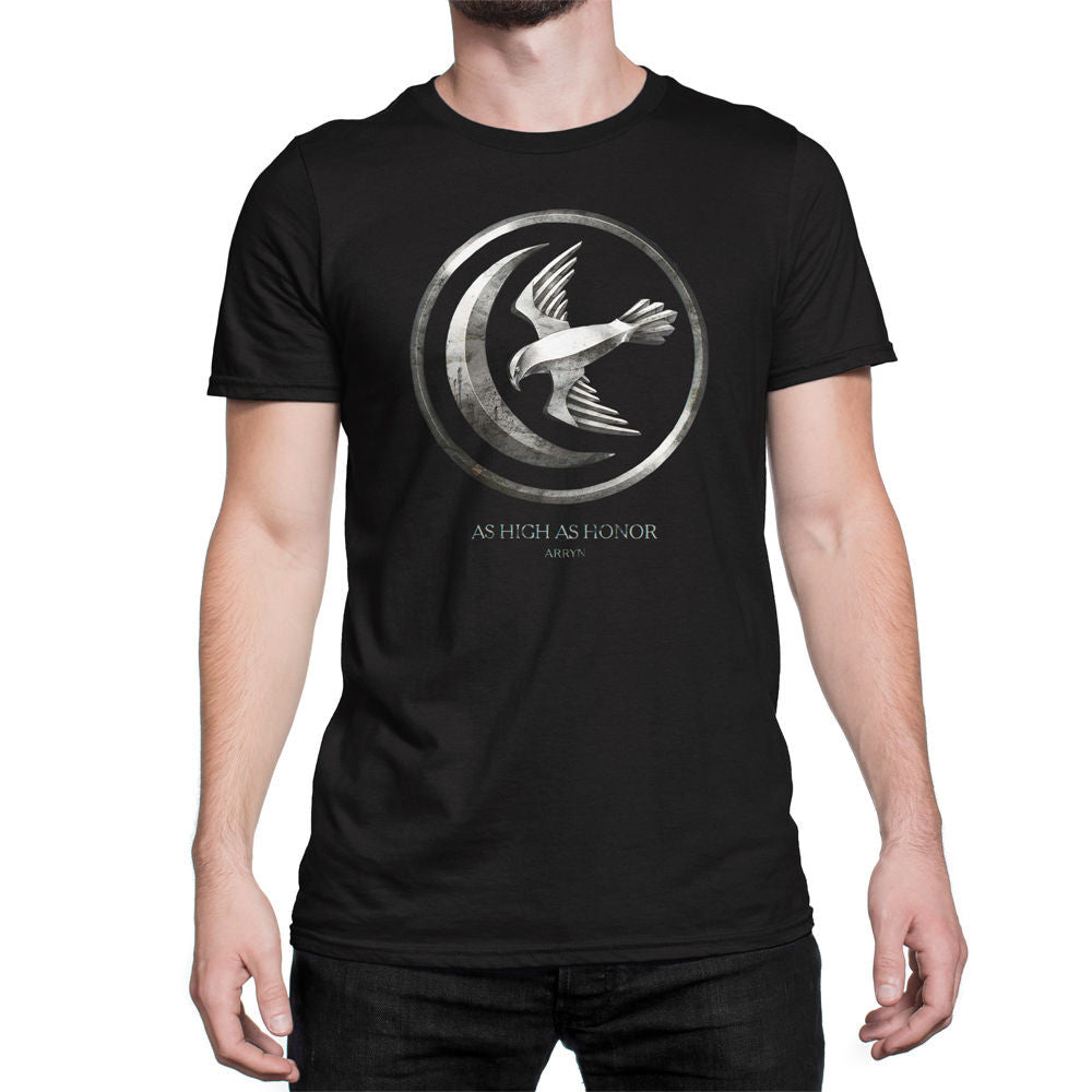 Game of Thrones House Arryn As High As Honor Men's T-Shirt