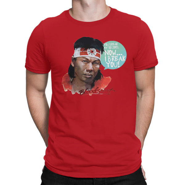 Bloodsport Chong Li Men's T-Shirt