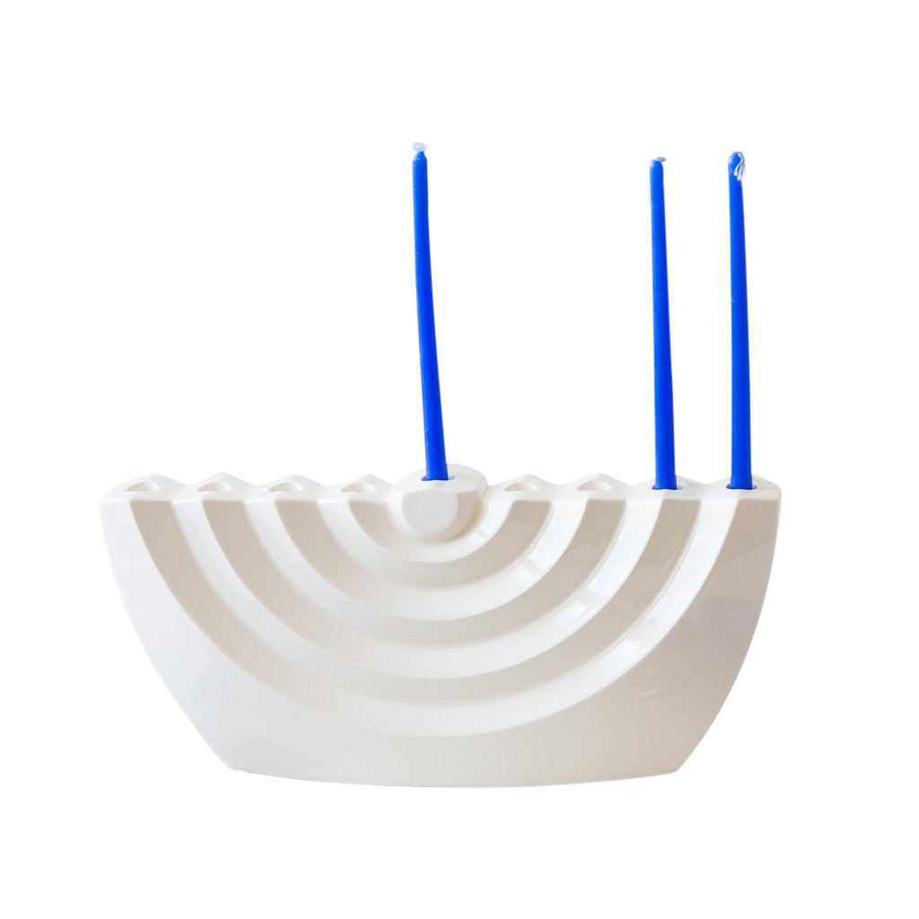 Wavy Menorah Clearance