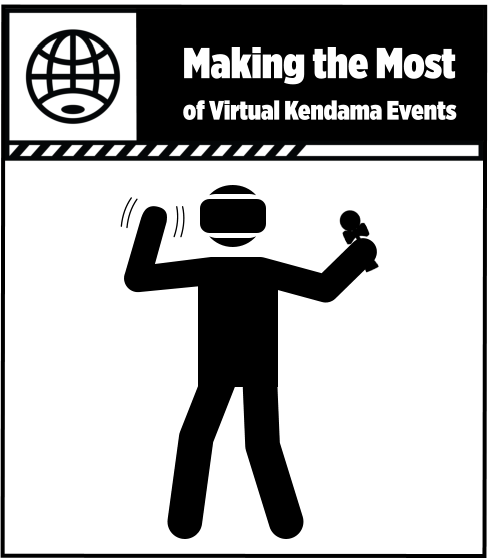 Making the Most of Virtual Kendama Events
