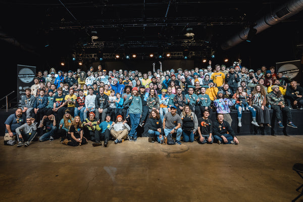 picture of the kendama event battle at the border 2020 located in nashville tennessee