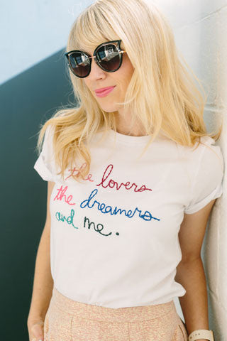 Dreamers and Me Tee