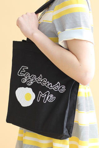 EGG-SCUSE ME SHOPPER