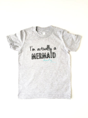 Mermaid Lifestyle Tee