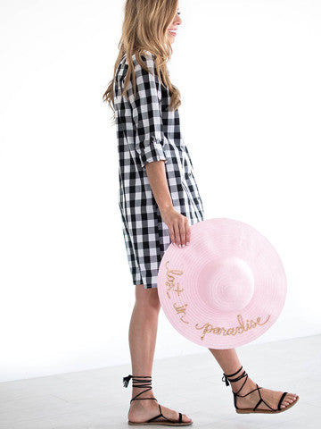 Picnic Dress - Black
