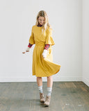 Very Bien Dress - GOLD