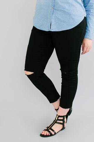 Weekend Jean (sizes 12/14-18)