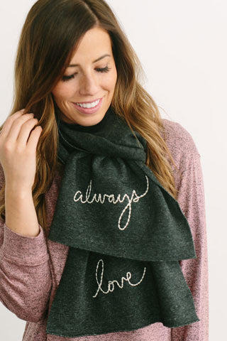 Always Love Scarf