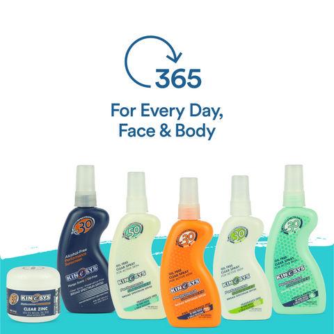 365 Sunscreen for Every Body Every Day