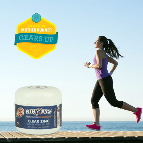 KINeSYS Natural Clear Zinc Another Mother Runner's Best Skincare Products