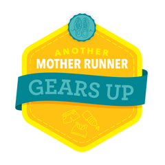 Another Mother Runner Gears Up Logo