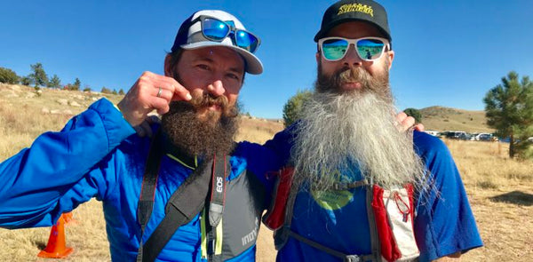 Always wear hat and sunglasses when out in the sun - Photo: Americal Trail Running Association