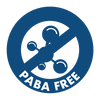 PABA free sunscreen