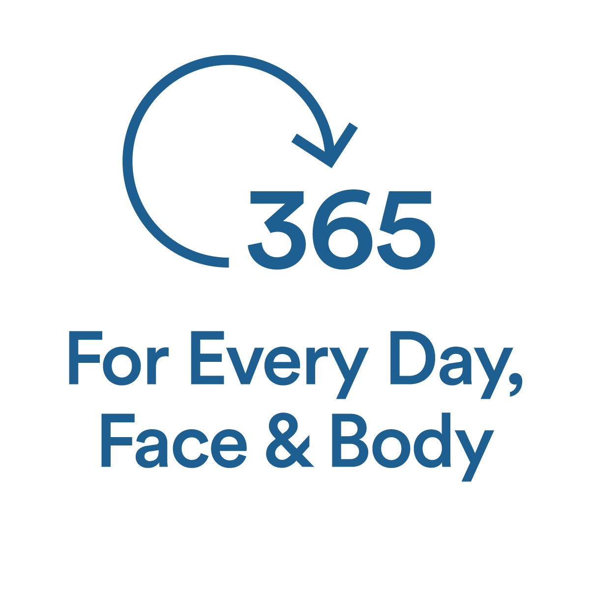 For every day, face and body