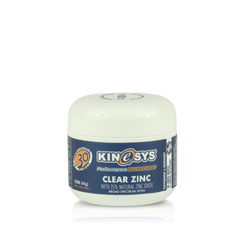 KINeSYS SPF 30 Natural Clear Zinc