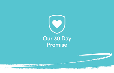 Our 30 Day Promise