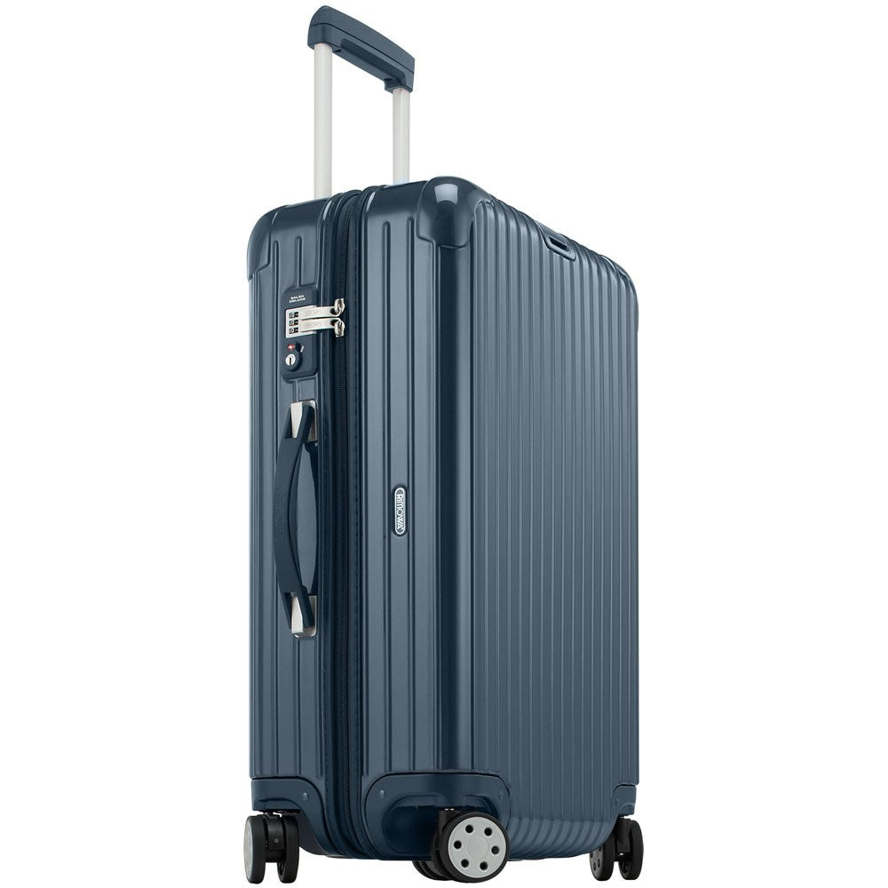 Rimowa salsa deluxe 26 navy blue luggage