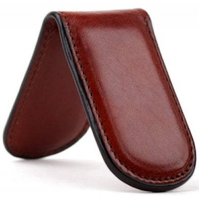Bosca Old Leather Classic Magnetic Money Clip