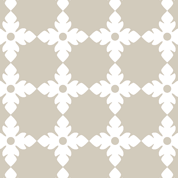 Digital image of pattern and repeat