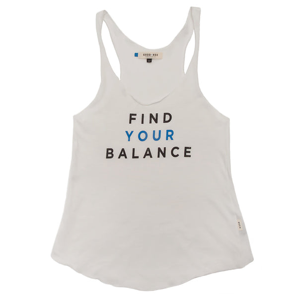 Women's over-tank | FYB | White