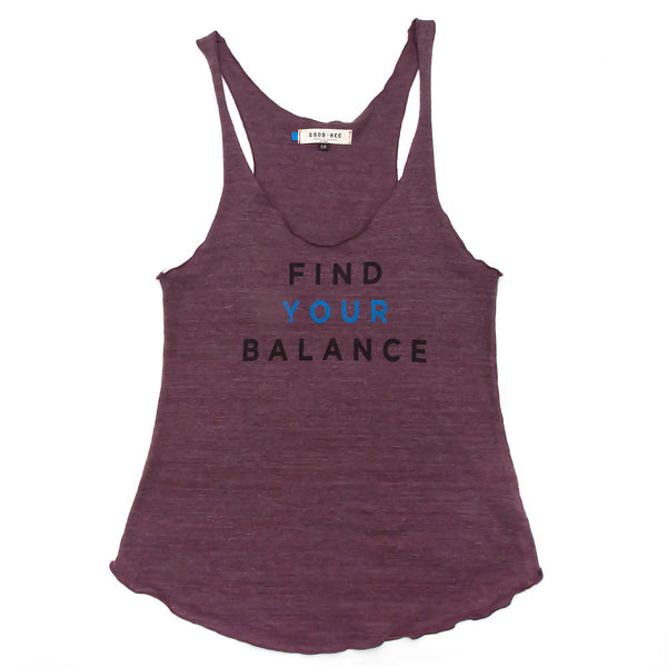 Women's over-tank | FYB | Burgundy