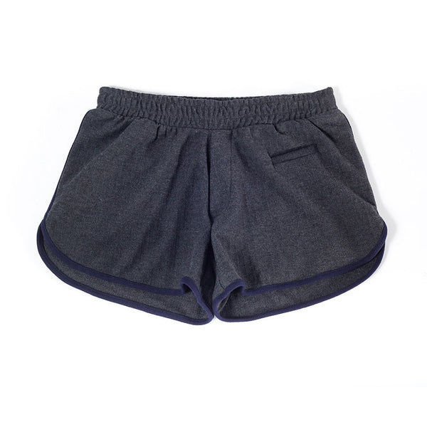 Women's Short | Herringbone | Charcoal