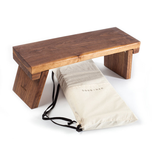 Meditation Bench | Walnut