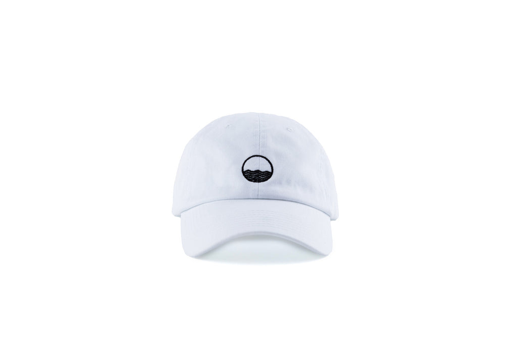 Dad Hat — White