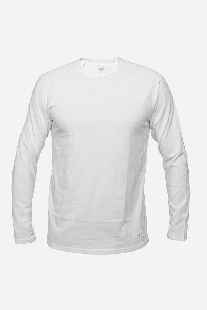 Long Sleeve — White