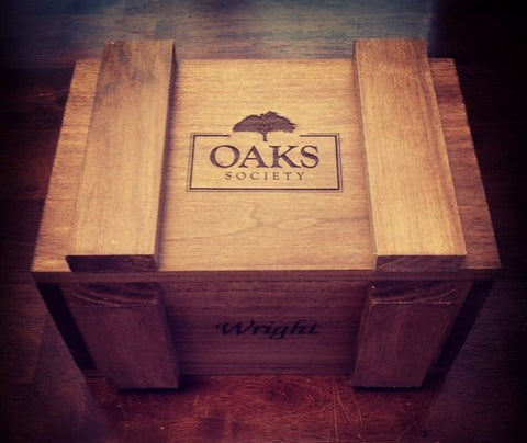 Wooden Custom Gift Box