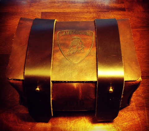 Lamborghini Custom Gift Box