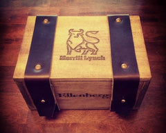 Corporate Wooden Gift Box