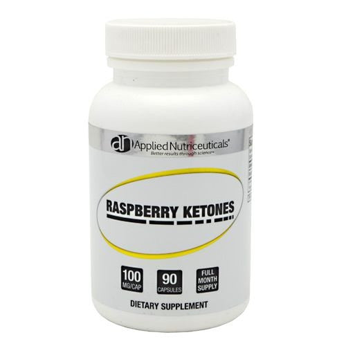 Applied Nutriceuticals Raspberry Ketones - 90 Capsules - 854994004182