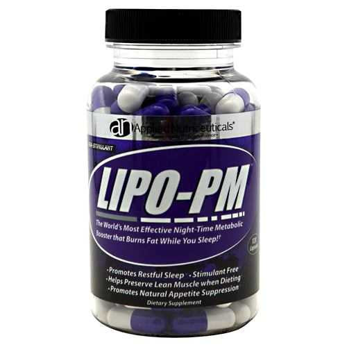 Applied Nutriceuticals Lipo-PM