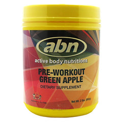 ABN Pre-Workout - Green Apple - 2 lb - 850986005021
