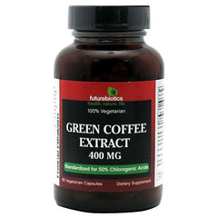 Futurebiotics Green Coffee Extract - 60 Capsules - 049479006496