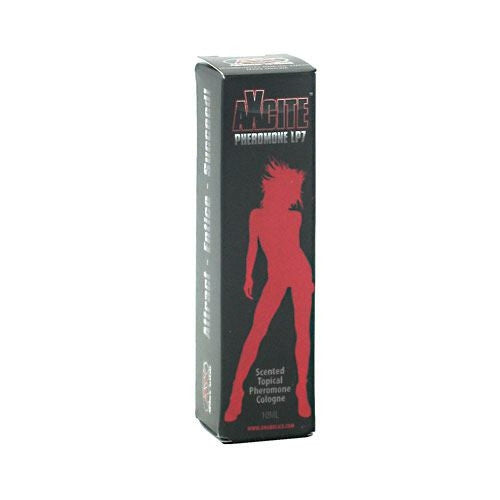 Athletic Xtreme Axcite Pheromone LP7 Cologne Spray - 10 ml - 791851111358