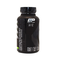 MusclePharm Black Label OxySport Black - 120 Capsules - 748252102188